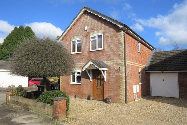 Thumbnail Detached house for sale in Camel Green Road, Alderholt, Fordingbridge