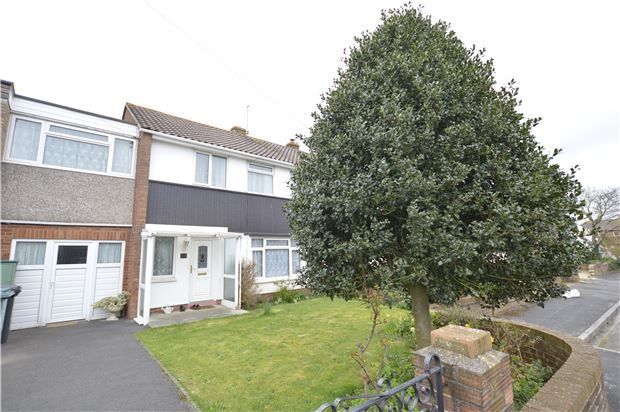 Thumbnail Semi-detached house for sale in Bourne Close, Winterbourne, Bristol