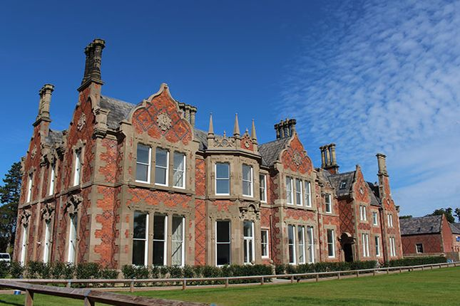 Thumbnail Flat for sale in Backford Hall Chester, Cheshire