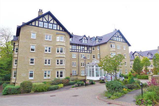 Thumbnail Flat to rent in Rutland House, Mansfield Court, Harrogate