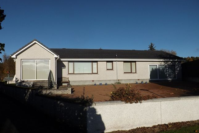 Thumbnail Detached bungalow for sale in Darroch Brae, Alness