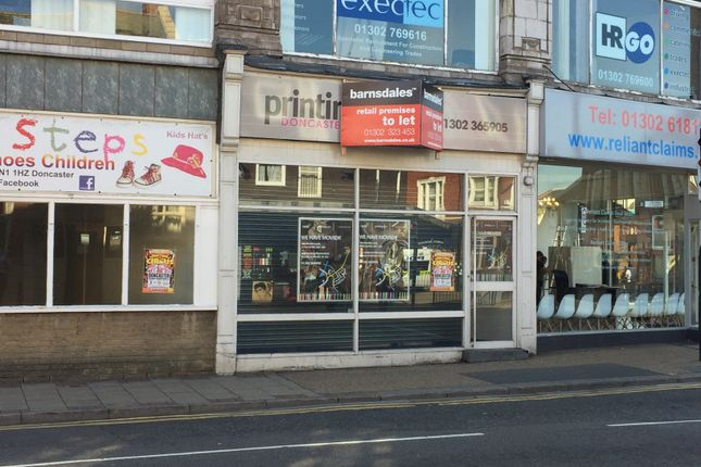 Thumbnail Retail premises to let in Silver Street, Doncaster