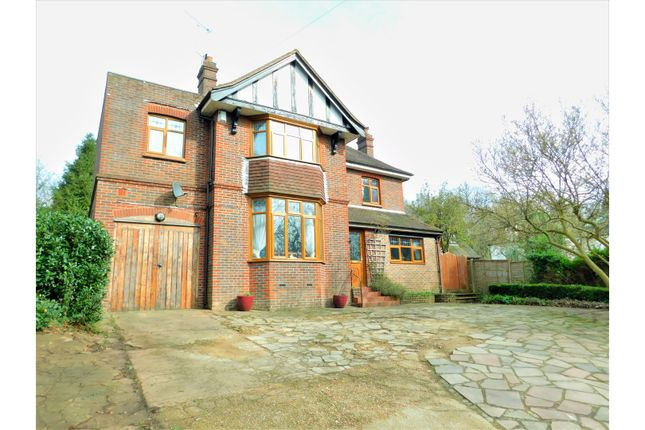 Thumbnail Detached house for sale in Warren Road, Worthing
