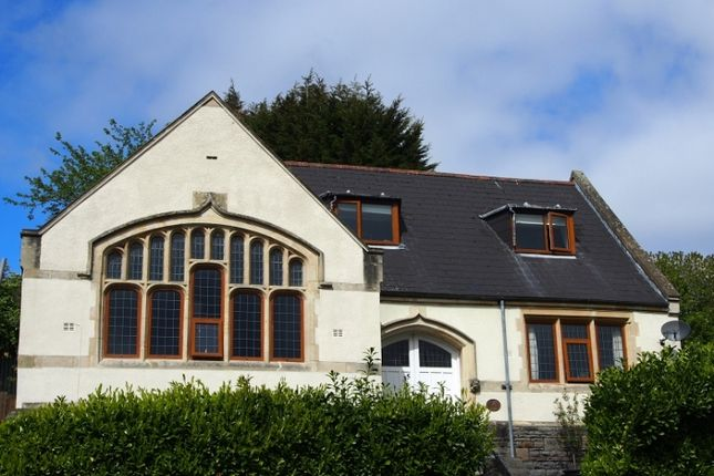 Thumbnail Detached house for sale in Porthkerry, Barry