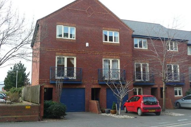 Thumbnail End terrace house to rent in Haven Road, St. Thomas, Exeter
