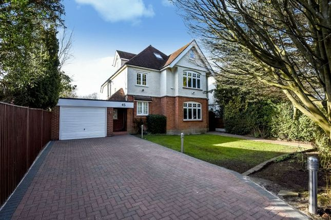 Thumbnail Detached house for sale in Kewferry Road, Northwood