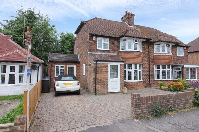 Thumbnail Semi-detached house for sale in The Gap, Canterbury