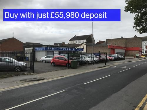 Thumbnail Commercial property for sale in Fountain Road, Hull