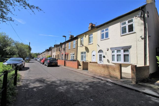 Street Scene of Warwick Road, Enfield EN3