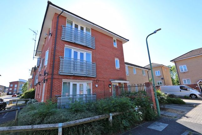 Thumbnail Flat to rent in Enders Court, Medbourne, Milton Keynes