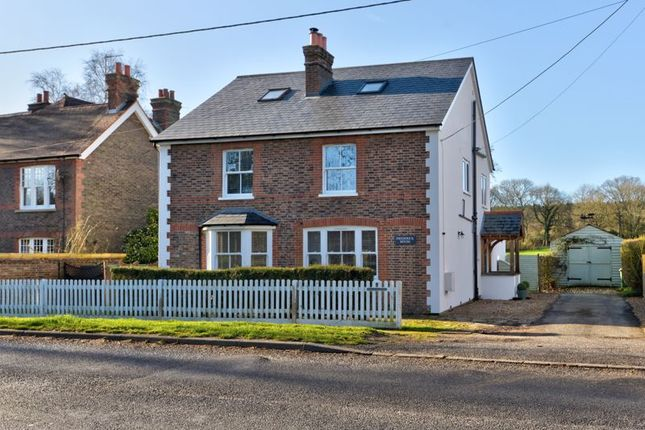Thumbnail Detached house for sale in Brighton Road, Monks Gate, Horsham