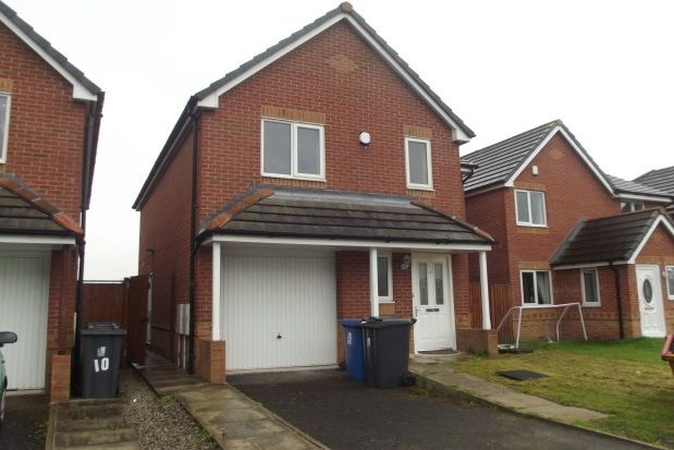 Thumbnail Detached house to rent in Emlea Gardens, Ince, Wigan