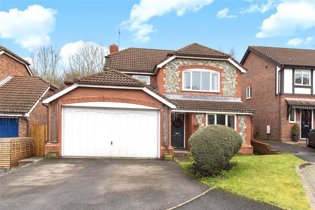 Thumbnail Detached house to rent in Plantagenet Park, Warfield, Berkshire
