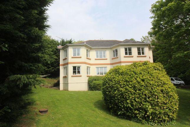 Thumbnail Flat to rent in Braddons Hill Road East, Torquay