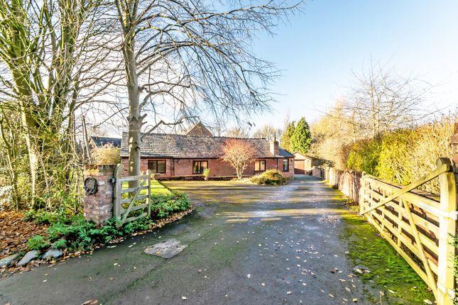 Thumbnail Semi-detached bungalow for sale in Firs Lane, Appleton, Warrington