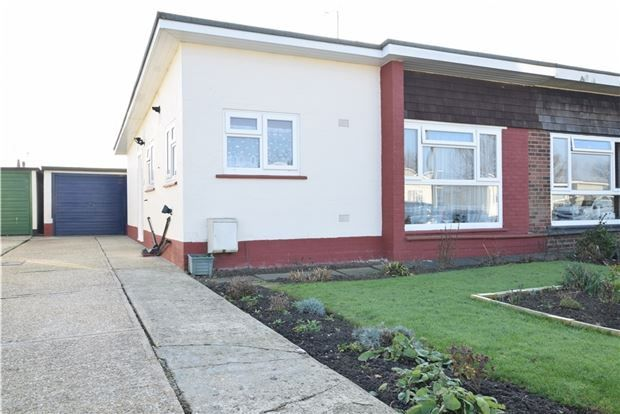 2 bed semi-detached bungalow for sale in Mountney Drive, Pevensey Bay, Pevensey, East Sussex
