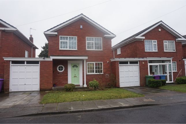 Thumbnail Detached house to rent in Alma Road, Liverpool