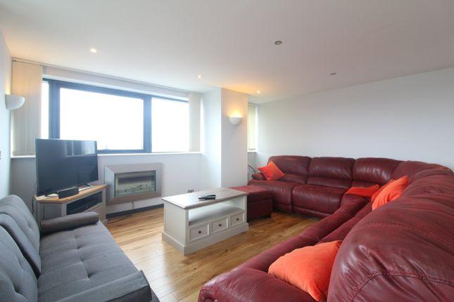 Thumbnail Flat to rent in Bridgwater Place, Water Lane, Leeds