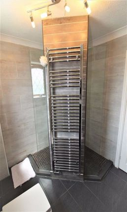 Shower Room of Leach Mews, Prestwich, Manchester M25