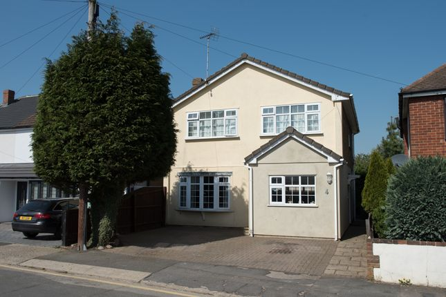 Thumbnail Detached house for sale in Abbey Road, Billericay