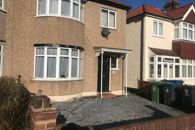 Thumbnail Semi-detached house to rent in Lingfield Avenue, Kingston Upon Thames