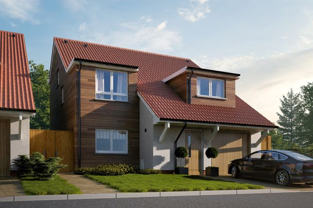 Thumbnail Detached house for sale in Spring Acres, Longwell Green, Bristol