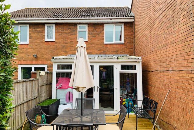 Thumbnail Semi-detached house to rent in Waldegrave Close, Southampton