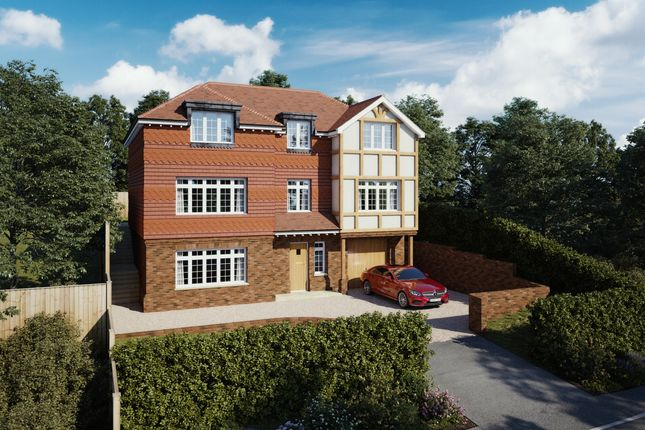 Thumbnail Detached house for sale in Uplands Close, Sevenoaks