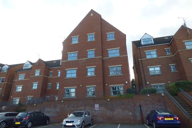Thumbnail Flat to rent in Moorgate View, Rotherham