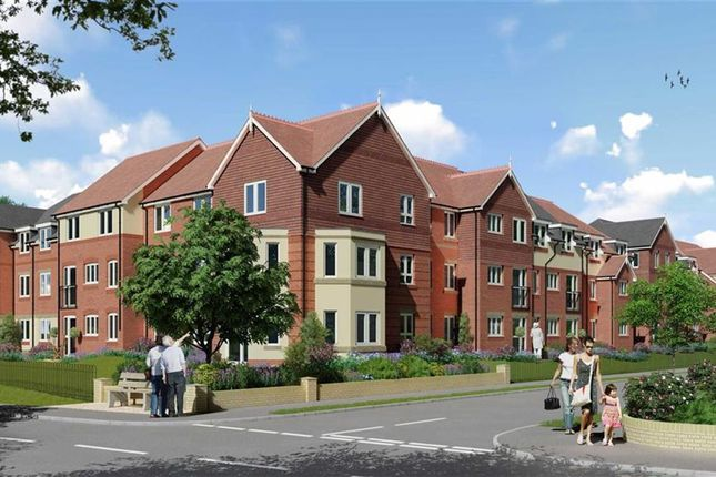 Thumbnail Flat for sale in Rothesay Lodge, Highcliffe