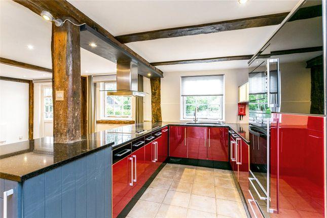 Kitchen of Hambleden Mill, Hambleden, Henley-On-Thames, Oxfordshire RG9