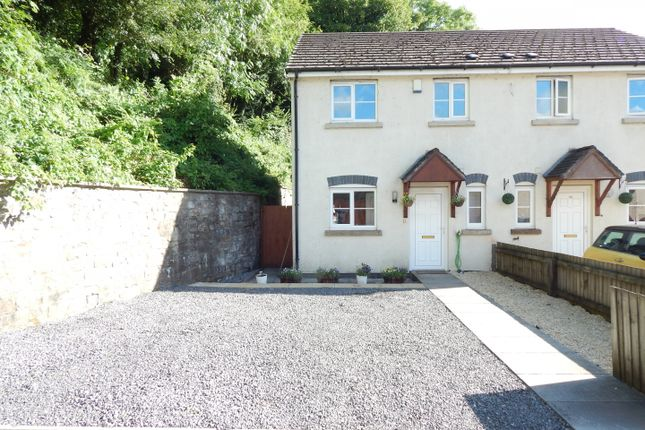 Thumbnail Semi-detached house to rent in Llwyn Melin, Abergavenny