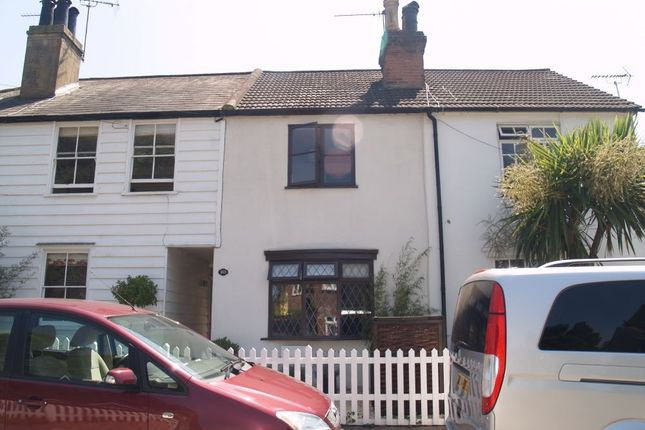 Thumbnail Terraced house to rent in West Street, Ewell, Epsom