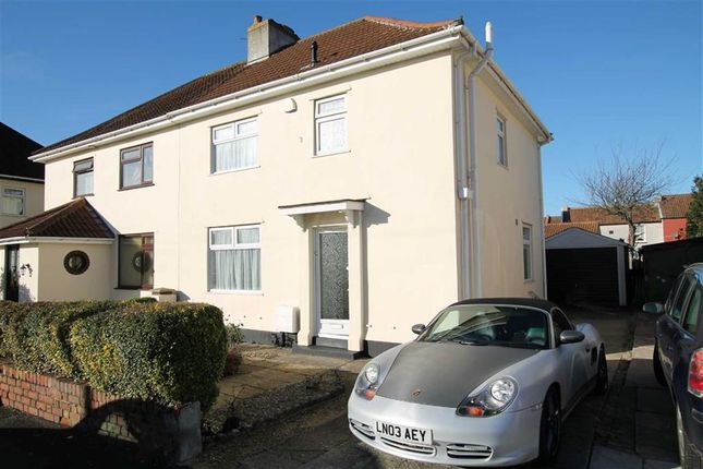 Thumbnail Property for sale in Pembroke Avenue, Shirehampton, Bristol