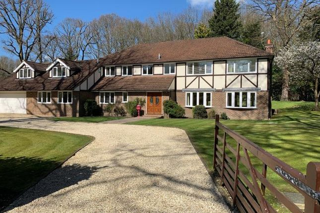 Thumbnail Terraced house to rent in Albany Close, Blackhills, Esher, Surrey
