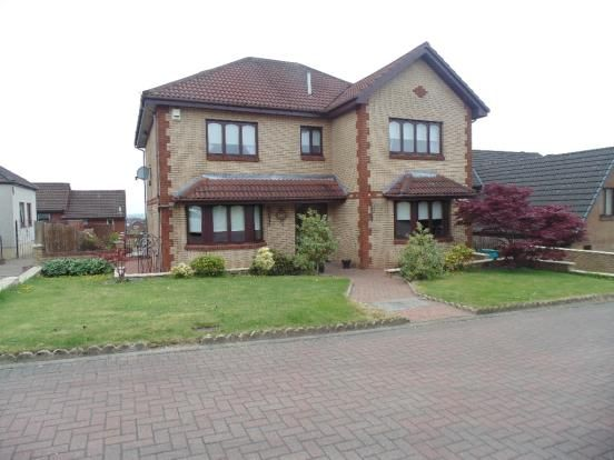 Thumbnail Detached house for sale in Dykehead Crescent, Airdrie