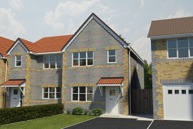 Thumbnail Semi-detached house for sale in Fir Tree Court, Ferrybridge Road, Knottingley