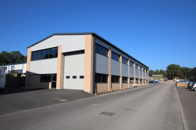 Thumbnail Warehouse to let in Blackhill Road, Holton Heath Trading Park, Poole