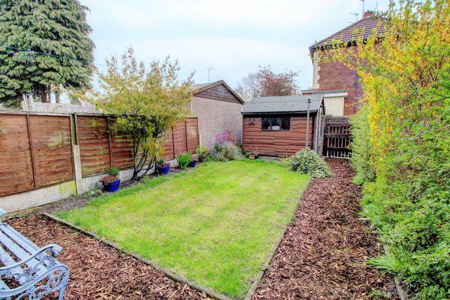 Garden of Acacia Grove, Stockport SK5