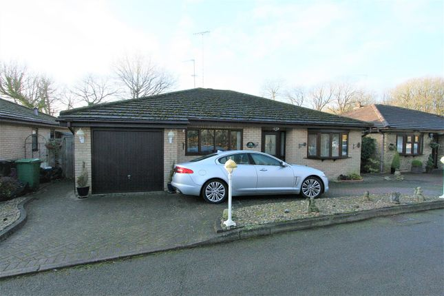 Thumbnail Bungalow for sale in Ferndene, Bricket Wood, St. Albans