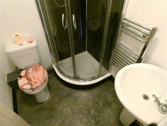 Shower Room of Saville Road, Blackpool FY1