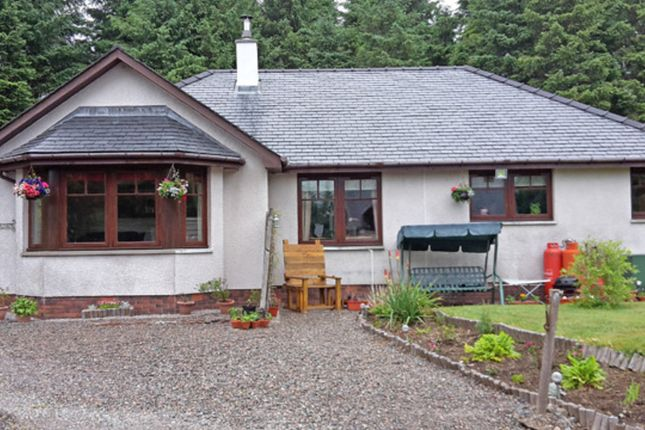 Thumbnail Detached house for sale in Rigsden, Achnabobane, By Spean Bridge