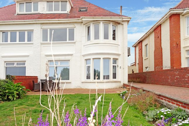 Thumbnail Maisonette for sale in West Drive, Porthcawl