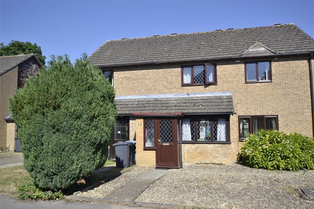 Thumbnail Terraced house for sale in Mercury Court, Bampton, Oxfordshire