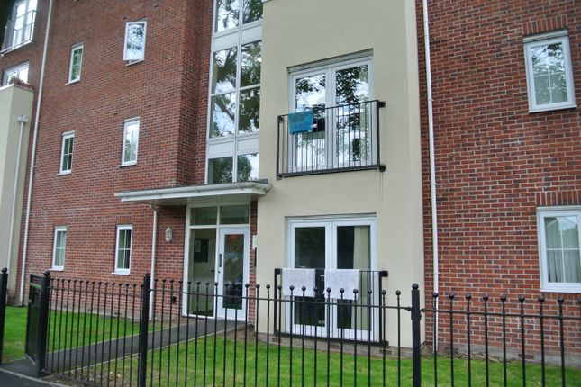2 bed flat for sale in Hazelbottom Road, Crumpsall, Manchester