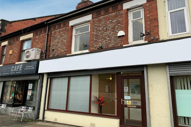 Thumbnail Retail premises to let in 274 Knutsford Road, Warrington, Cheshire
