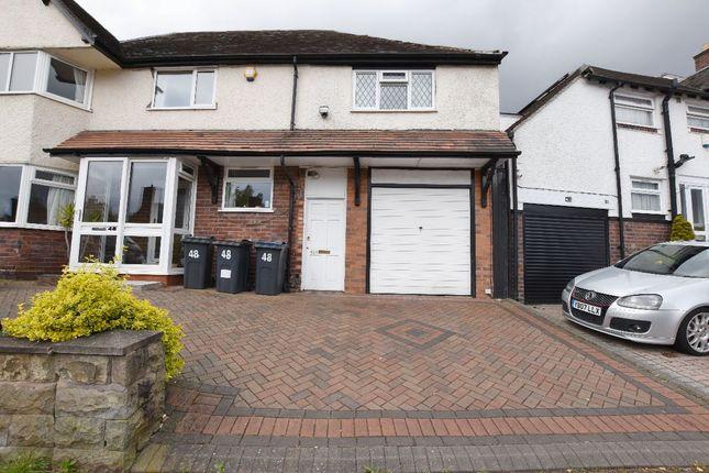 Thumbnail Flat to rent in Selwyn Road, Edgbaston, Birmingham
