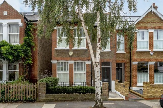 Thumbnail End terrace house to rent in Selwyn Avenue, Richmond