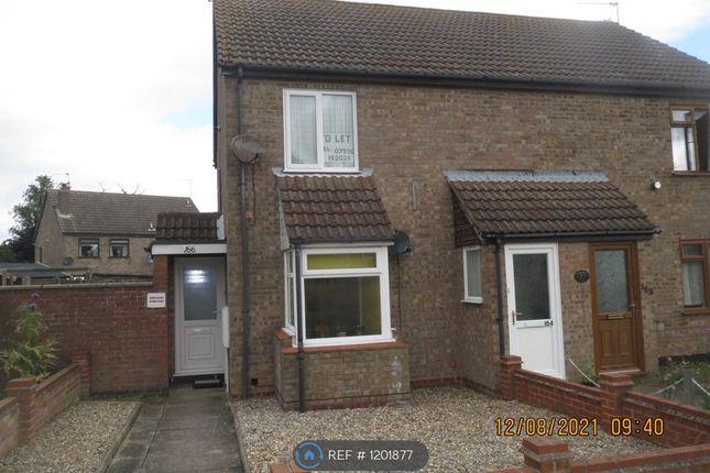 Thumbnail Maisonette to rent in Stradbroke Road, Lowestoft