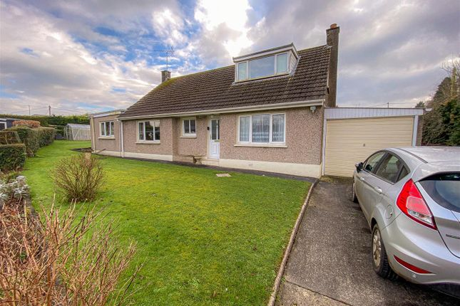 Thumbnail Detached bungalow for sale in 9 Haylett Lane, Haverfordwest